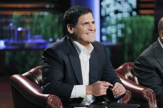 Mark Cuban says hustling at a young age helped him succeed