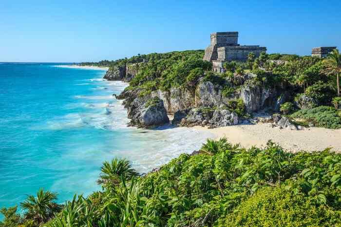 GI: Premium: Mayan Ruins, Mexico