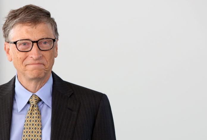 Premium: Bill Gates smize