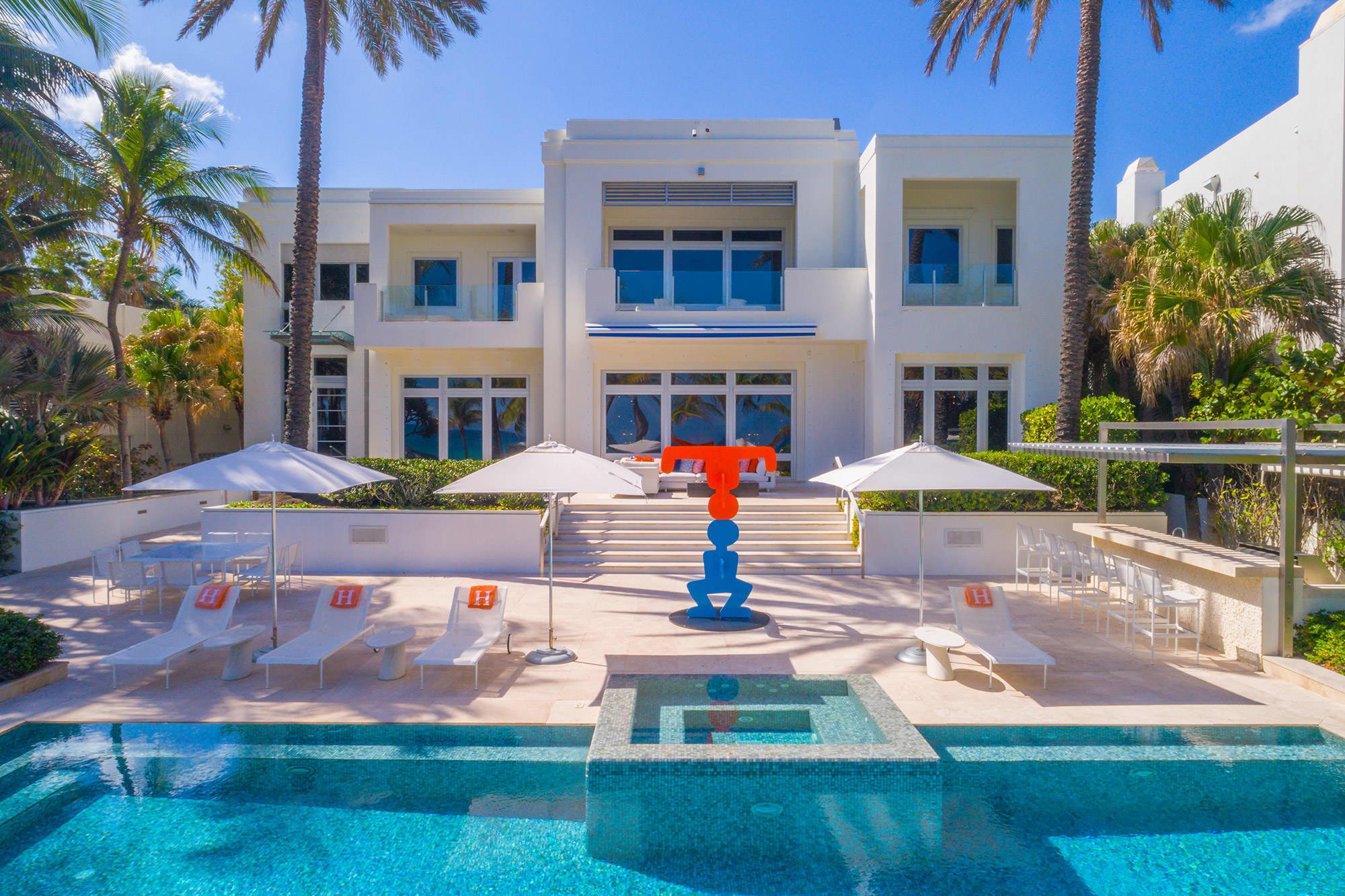 Inside Tommy Hilfiger S Miami Mansion