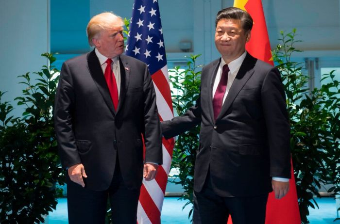 Here's Wall Street's playbook for the Trump-Xi meeting at the G-20 summit