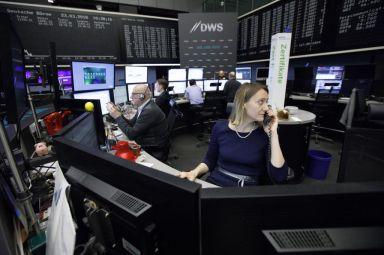 European stocks open higher as traders monitor coronavirus