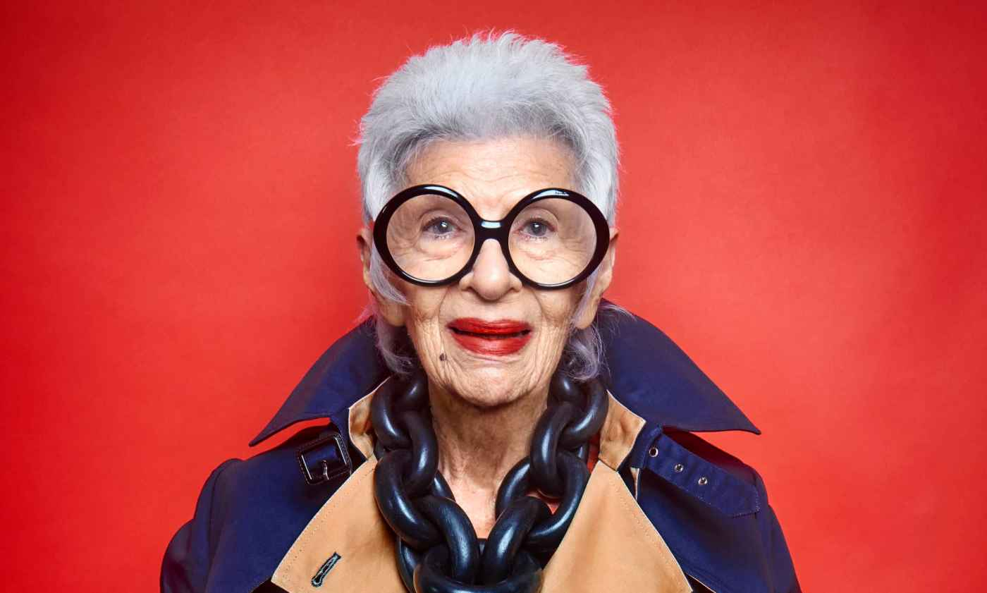 10 Life Lessons From 96 Year Old Iris Apfel