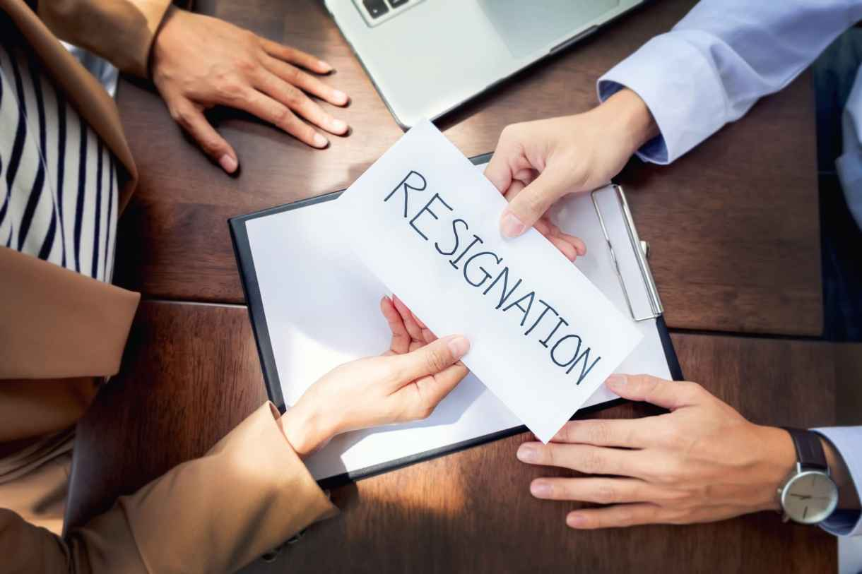 Resignation tips: Why you should never accept that counteroffer