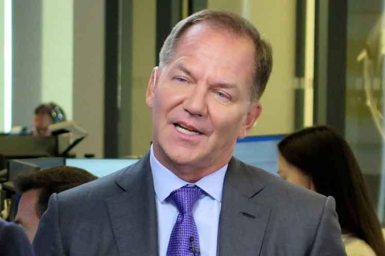Billionaire hedge fund manager Paul Tudor Jones joins giving pledge