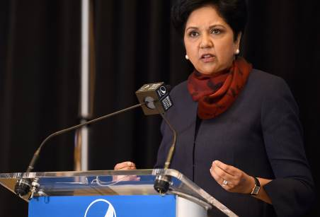Indra Nooyi shared a work regret on her last day as PepsiCo CEO