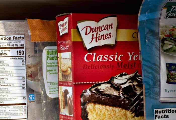 Duncan Hines Is Recalling 24 Million Boxes Of Cake Mix