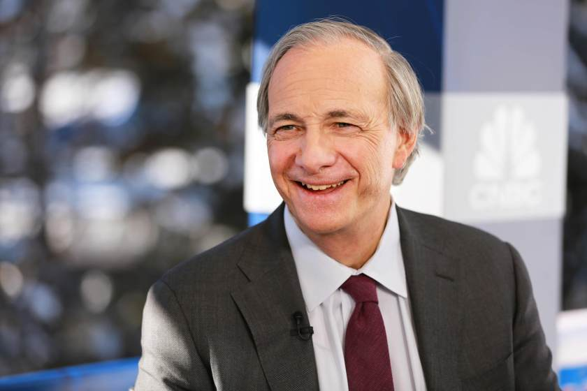 Ray Dalio's advice on what to do during the coronavirus pandemic