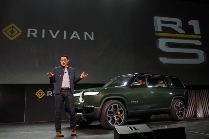 Rivian Scores 1 3 Billion Investment From T Rowe Price Others