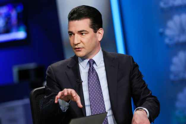 Up to 30% of Americans could be infected with the coronavirus by the end of the year, says Dr Scott Gottlieb