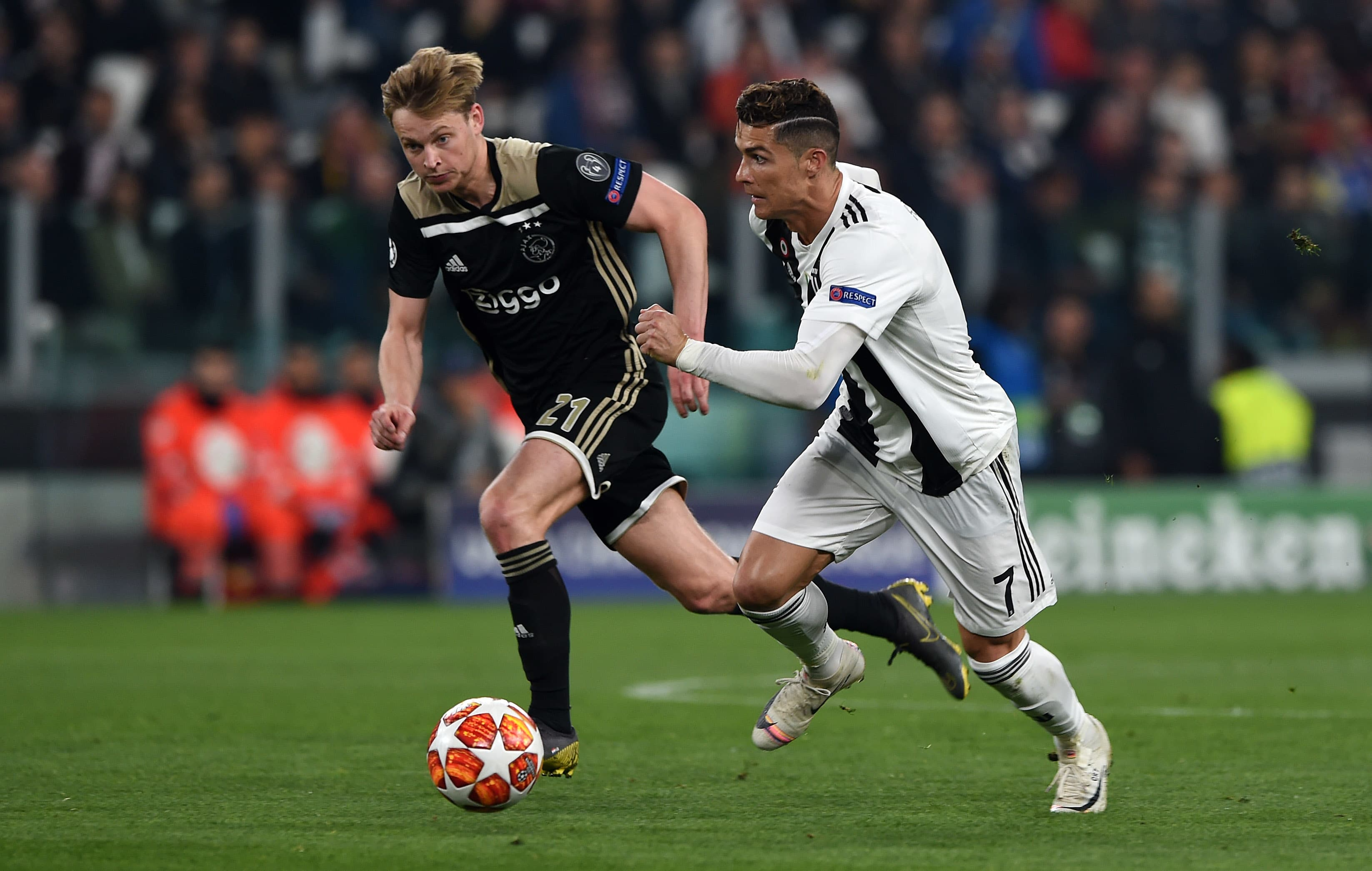 ViacomCBS reaches deal to stream UEFA Champions League matches 123