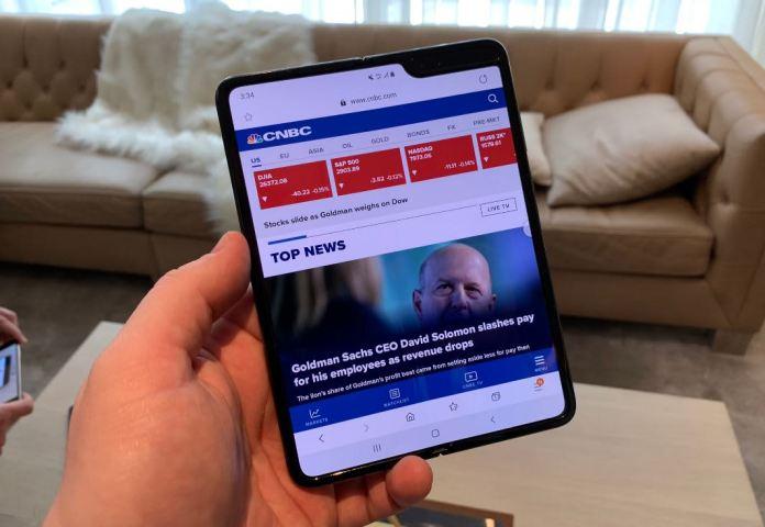 CNBC Tech: Samsung Galaxy Fold 6