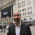 Uber ride-sharing revenue plummets as food delivery more than doubles