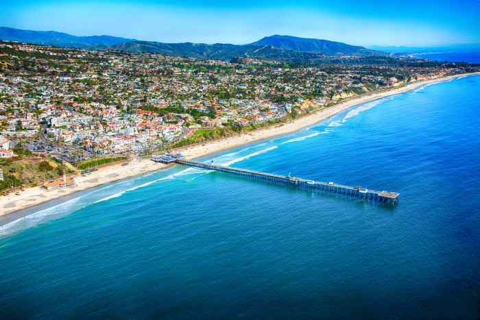 GI: Aerial View of San Clemente California