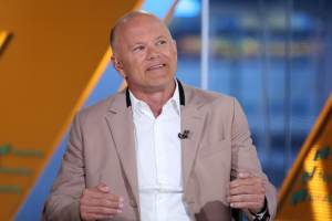 Novogratz says bitcoin, other cryptocurrencies, are part of global wealth
