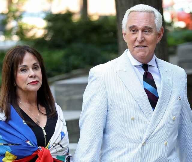 Roger Stone Banned From Social Media After Judge Rules Gag Order