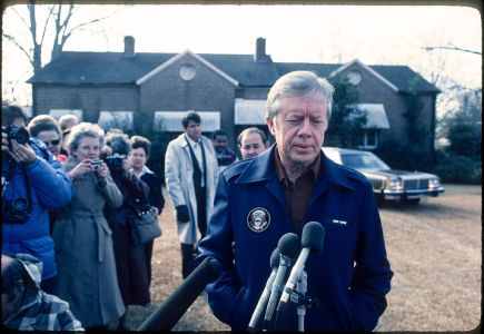 When Jimmy Carter Left Office, His Peanut Business Was Deep In Debt