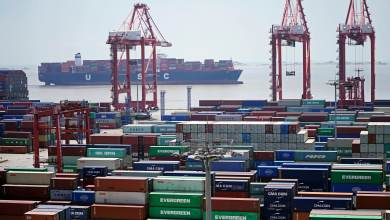 China's exports surge 32.3% in April, surpassing expectations