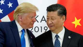Image result for trump xi