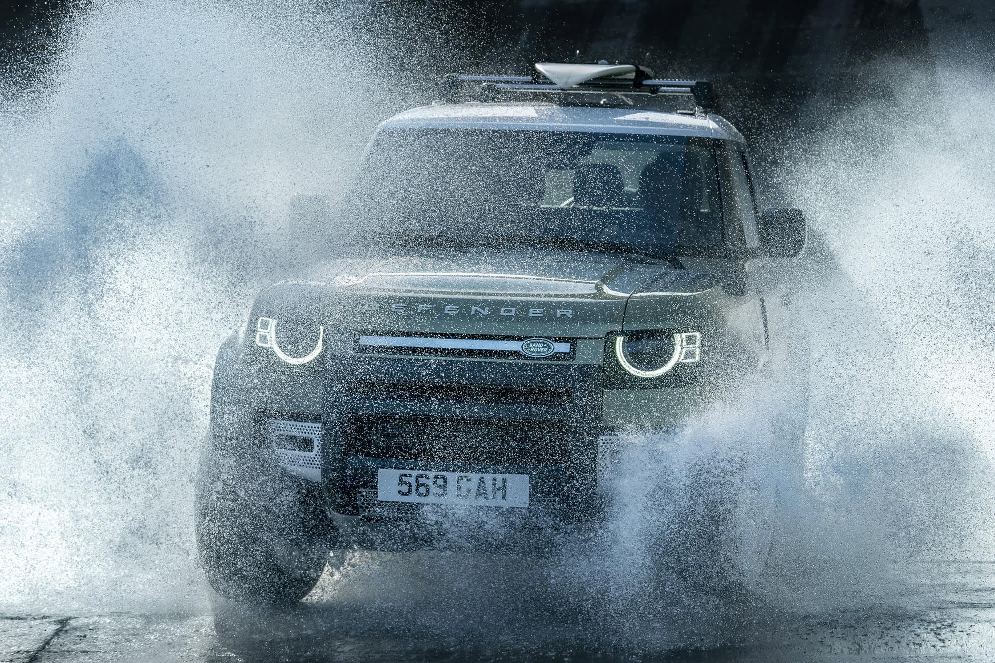 Jaguar Land Rover, Daimler production scaled back due to global chip shortage