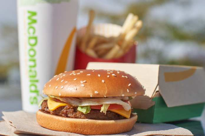McPlant: McDonald's to test meat-free burger next year