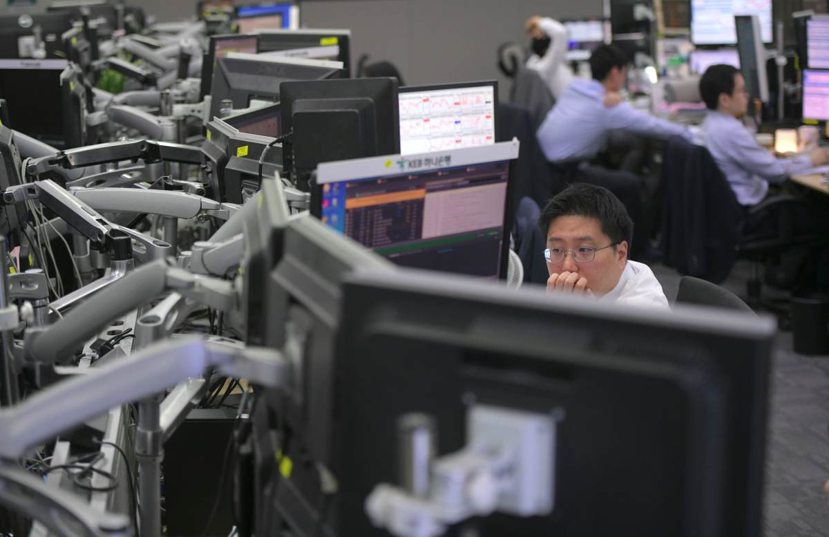 Asia-Pacific stocks mixed as investors watch Covid situation in India; China and Japan markets closed, Swahili Post