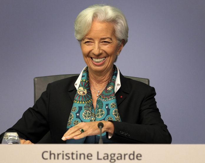 Lagarde pays tribute to 'role model' Merkel | Latest News Live | Find the all top headlines, breaking news for free online April 26, 2021