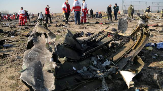 GP: Iran Boeing 737 plane crash All passengers, crew members killed in Iran plane crash