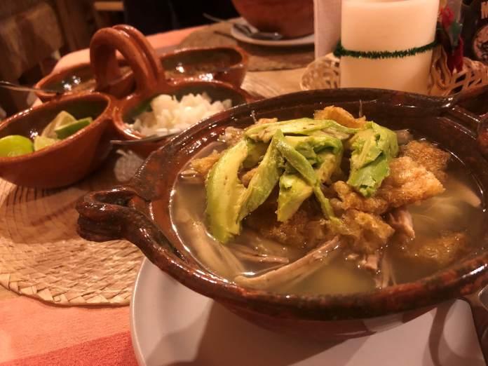 H/O: Pozole Taxco 200114