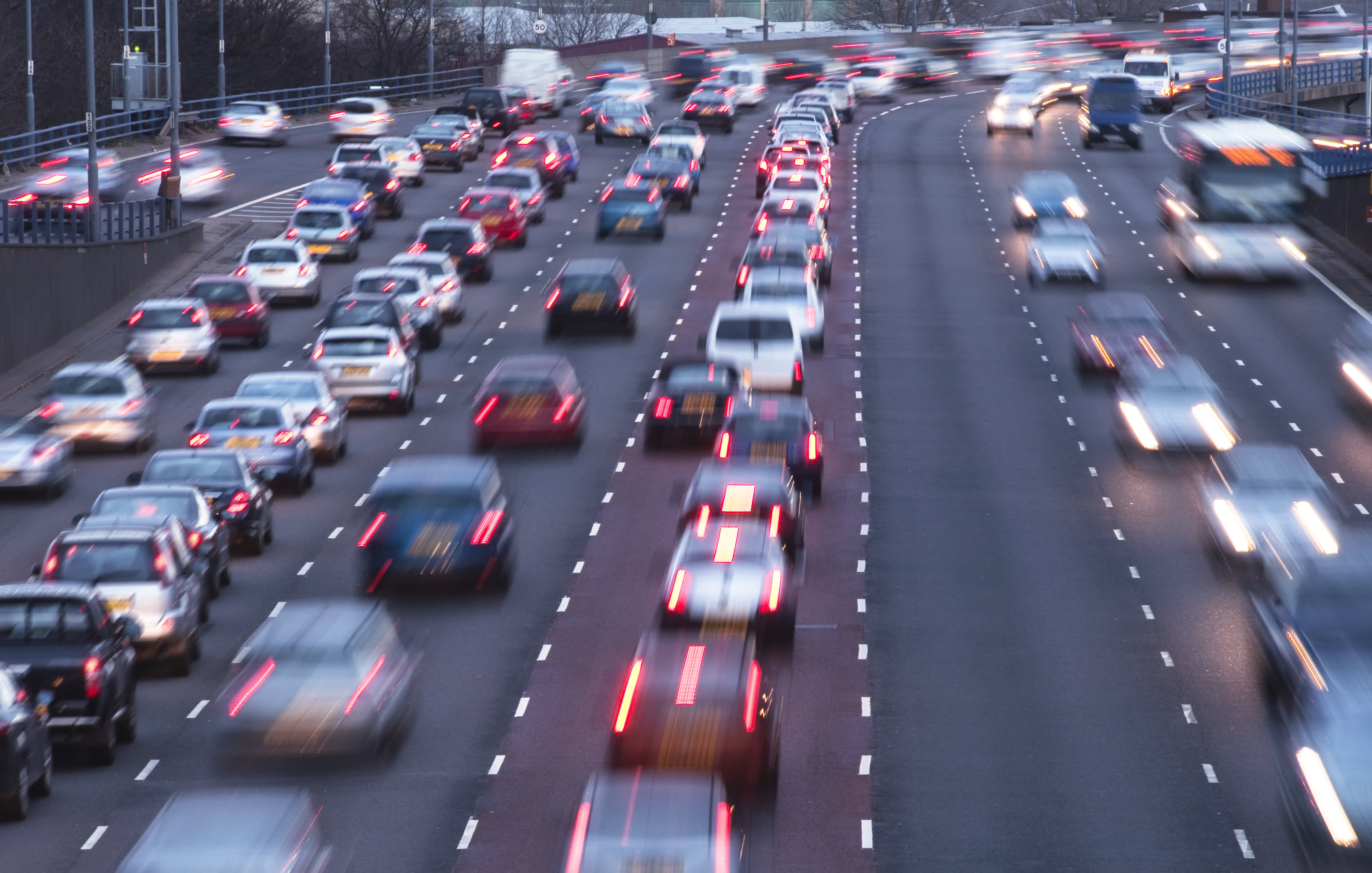 British government takes a first step toward allowing 'self-driving' cars on public roads