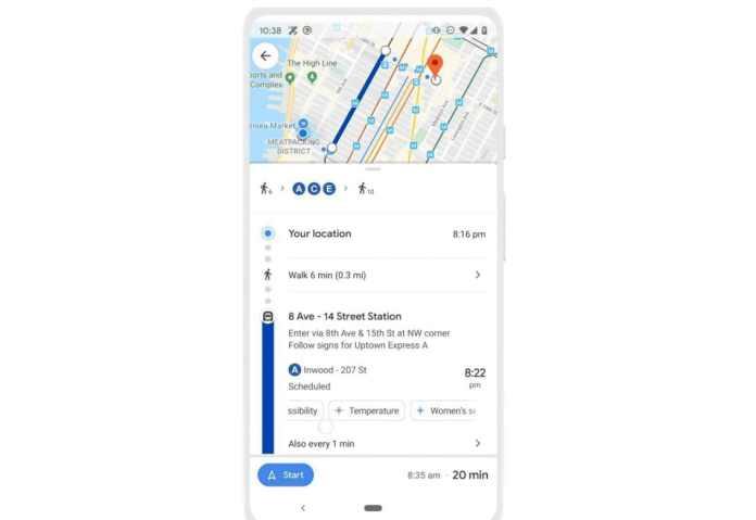 CNBC Tech: Google Maps redesign 4