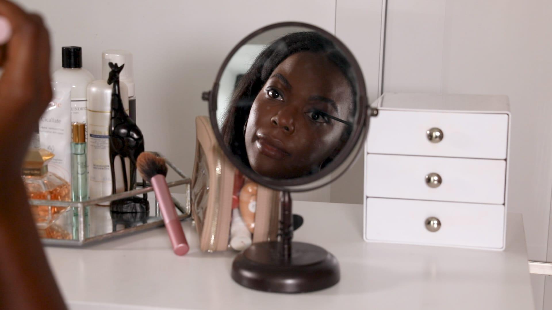 SS: Bukola makeup