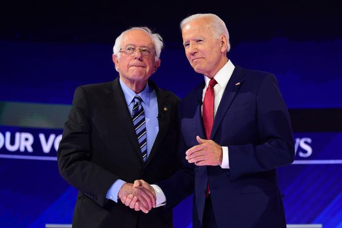 GP: Bernie Sanders and Joe Biden 190912