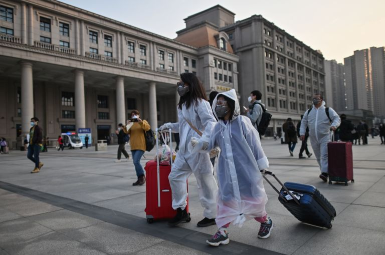 Live coronavirus updates: Wuhan eases blockade, China reports 62 new cases, 2 deaths