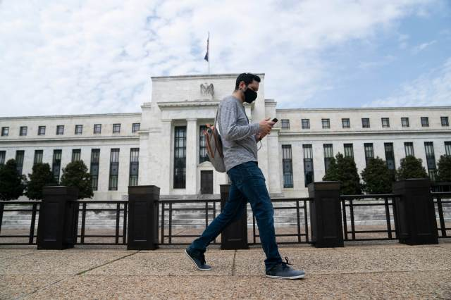 The Fed says it is going to start buying individual corporate bonds 1