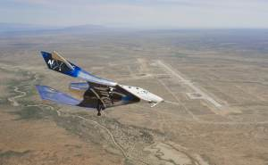 Virgin Galactic shares fall after the sale of ARKX to Cathie Wood