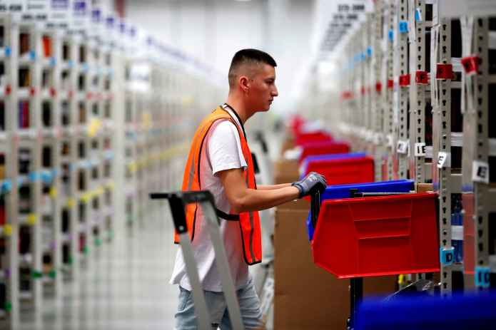 Jeff Bezos is obsessed with a common Amazon warehouse injury   Latest News Live   Find the all top headlines, breaking news for free online April 25, 2021