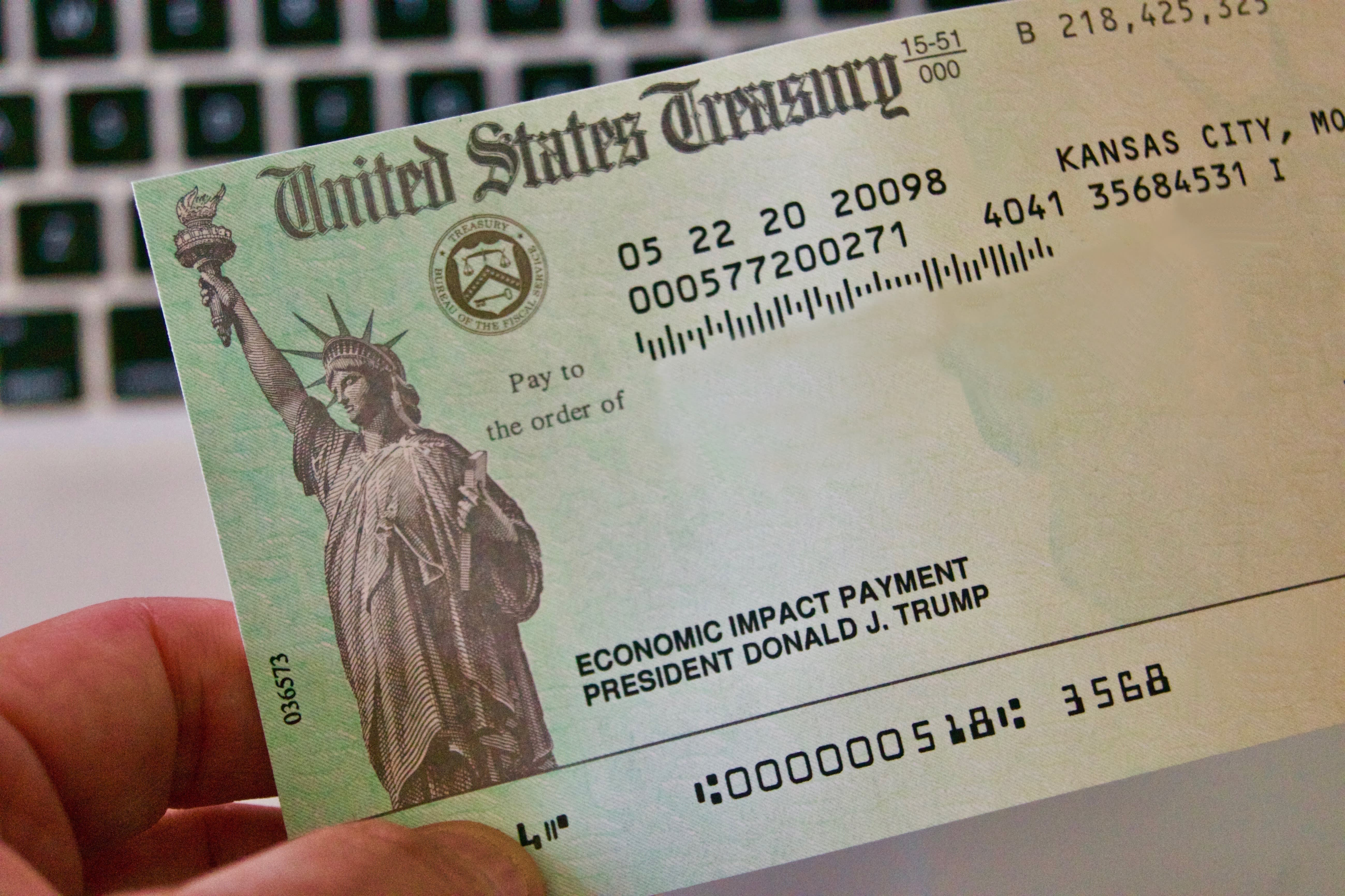 $2,000 stimulus checks blocked by House Republicans. Here's how much you're likely to get instead