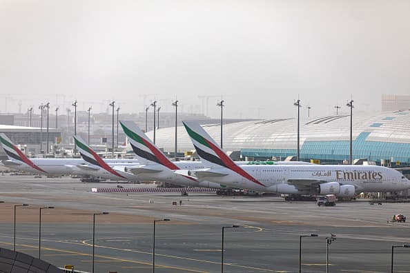 Dubai Airports boss blasts UK travel ban as 'wrong,' 'not practical' as traffic slumps by nearly 70%