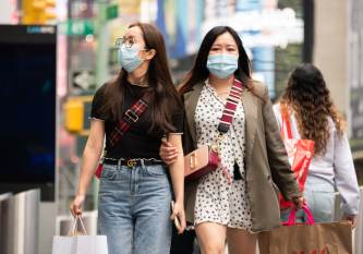 Will masks become the 'new normal' even after the pandemic has passed? Some Americans say so