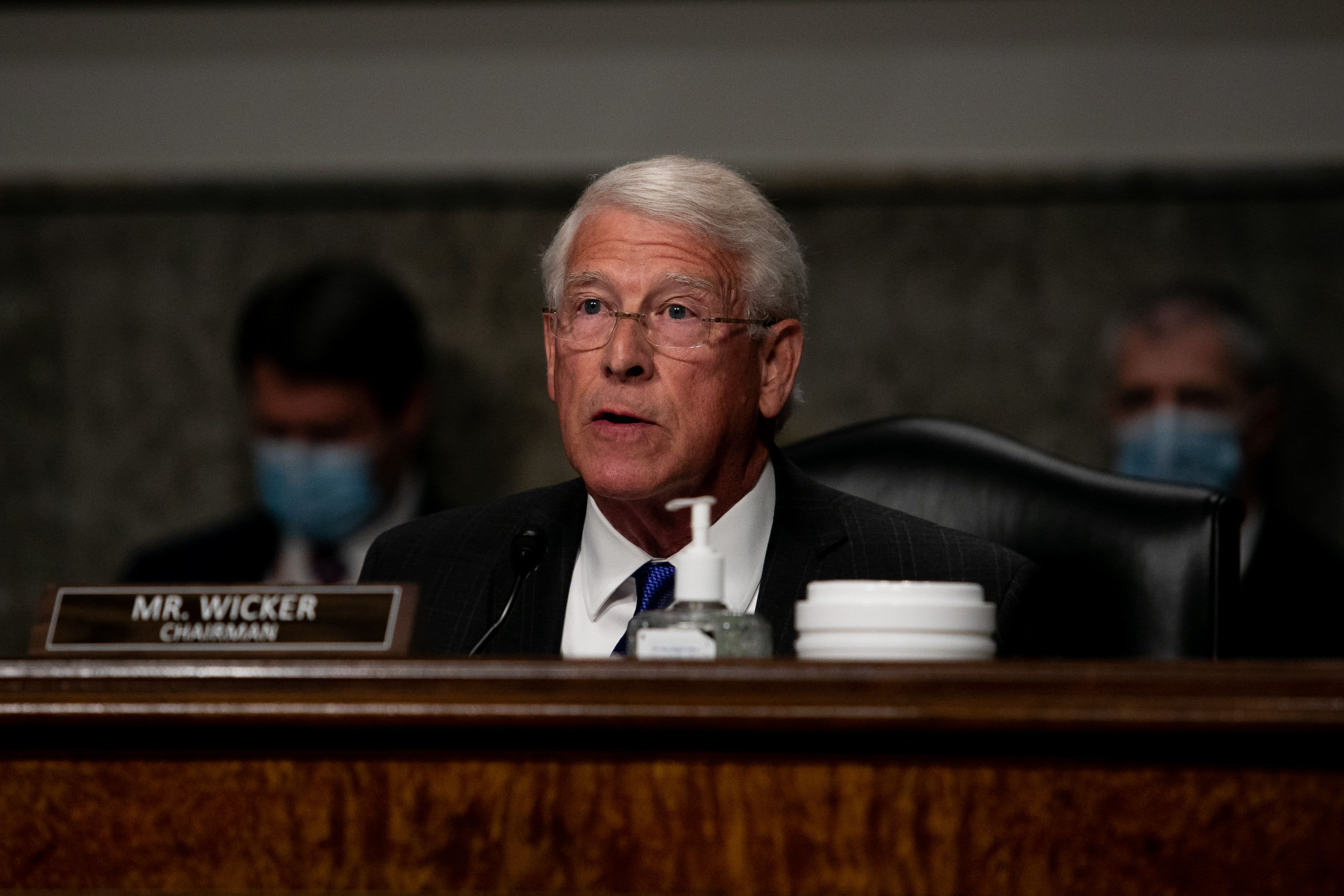 Facebook, Google and Twitter CEOs testify in Congress over tech's legal shield