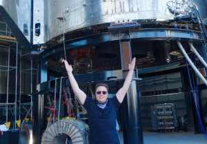 The only winner of SpaceX in NASA's HLS moon landing program: Report