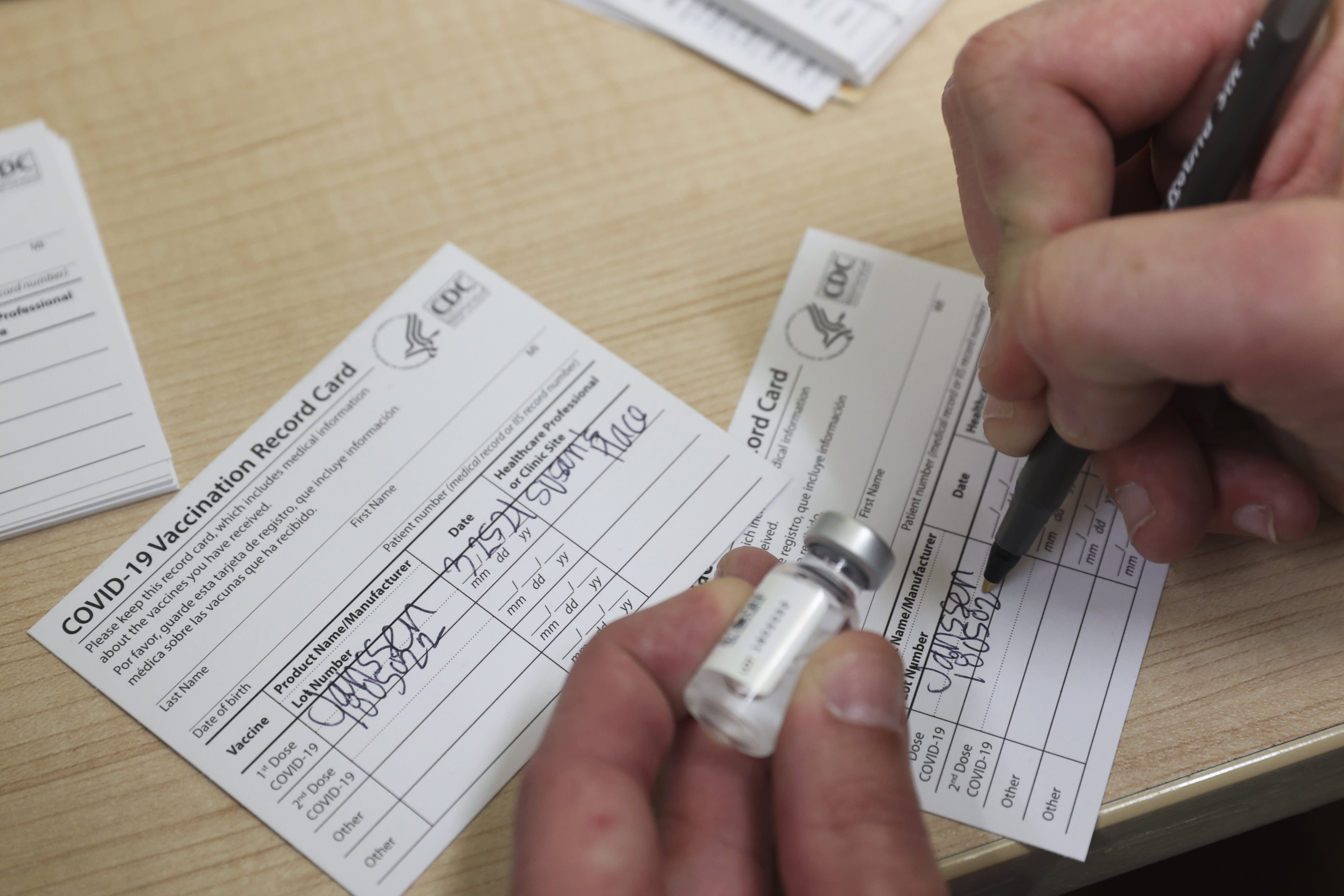 Most U.S. companies will require proof of Covid vaccination from employees, survey finds