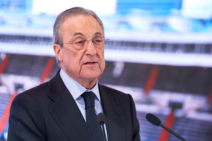 European Super League: Real Madrid president Florentino Perez says plans are not 'dead' despite withdrawals | Latest News Live | Find the all top headlines, breaking news for free online April 23, 2021