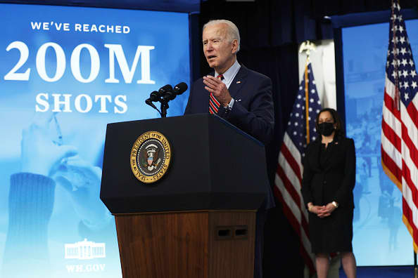 Biden hits 100-day vaccine goal as case counts in Michigan, U.S. show signs of slowing   Latest News Live   Find the all top headlines, breaking news for free online April 23, 2021
