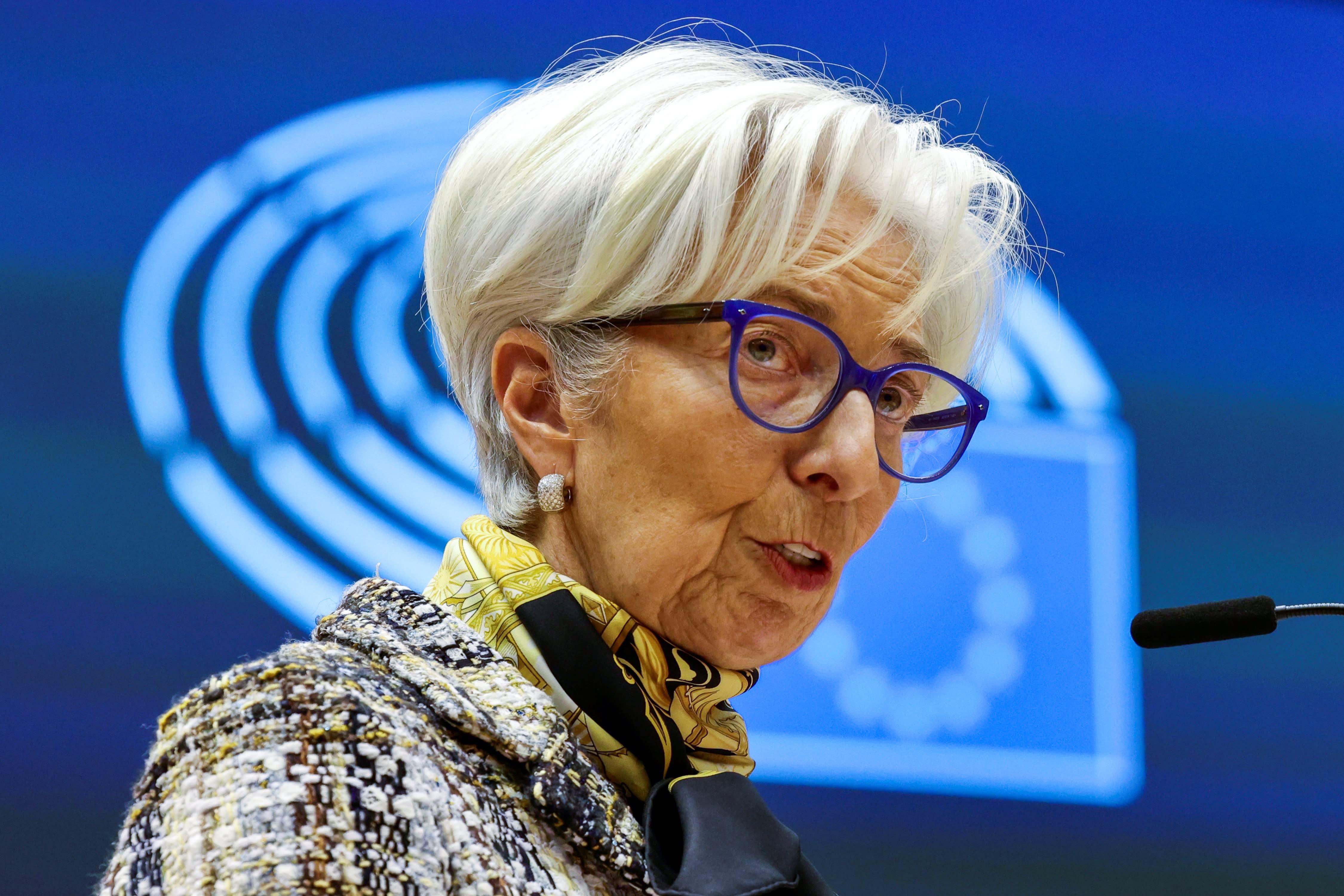 ECB decision April 2021