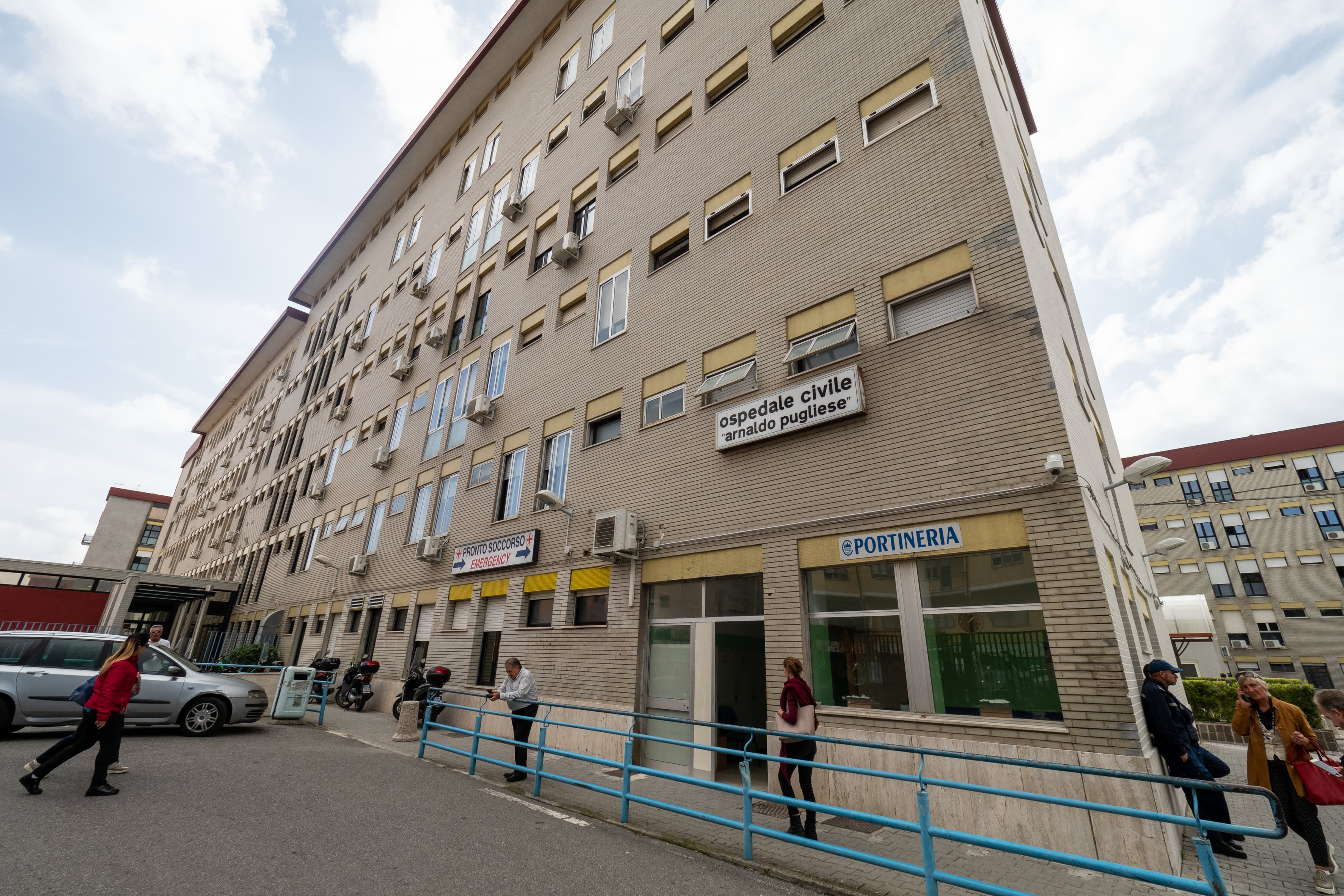 Italian hospital worker reportedly took home nearly 0,000 despite skipping work for 15 years