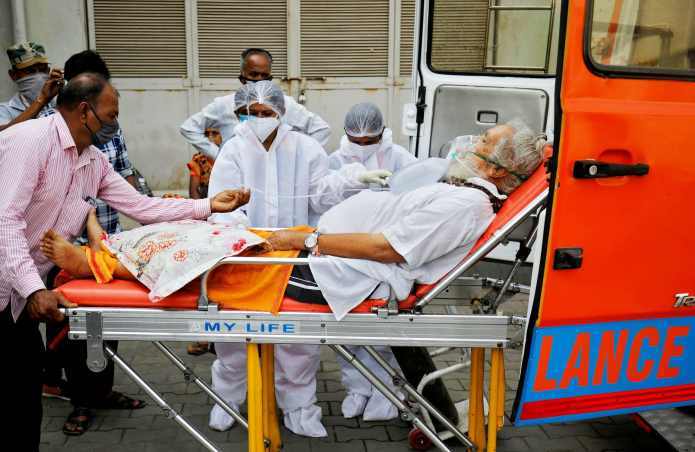 India reports record new cases and fatalities, official Covid death toll surpasses 200,000 | Latest News Live | Find the all top headlines, breaking news for free online April 28, 2021