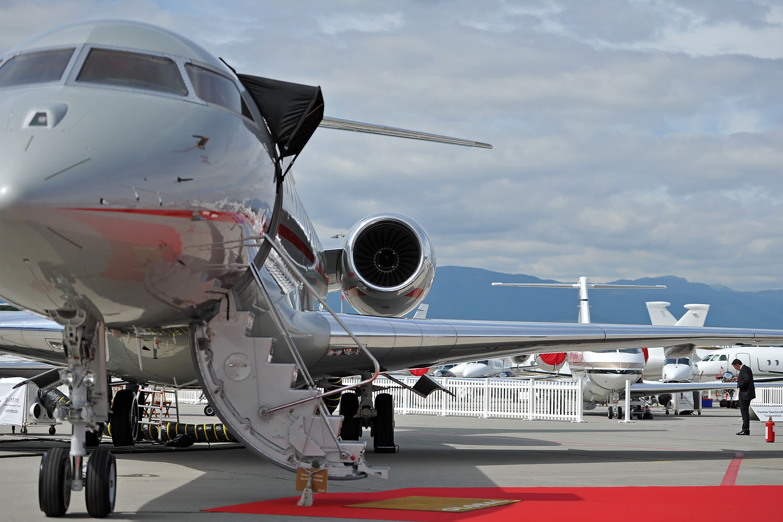 Private jet charter company VistaJet targets carbon neutrality by 2025