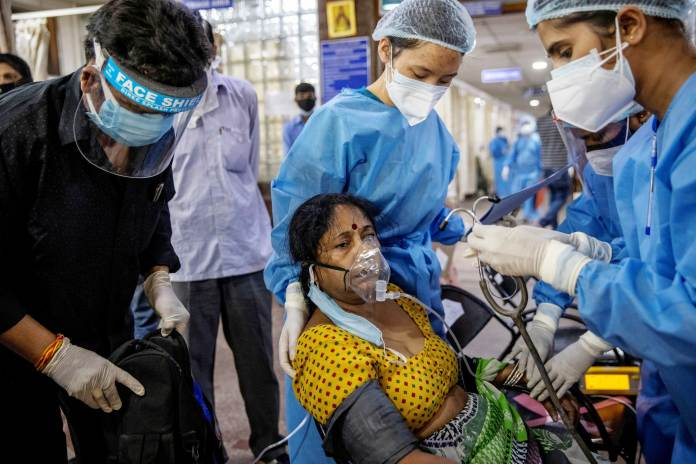 India reports record Covid cases again — with over 386,000 new infections | Latest News Live | Find the all top headlines, breaking news for free online May 1, 2021
